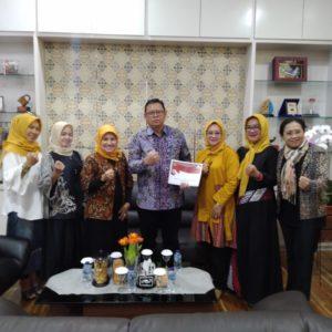 Audensi Pengurus DPD Hipmikindo Jawa Barat