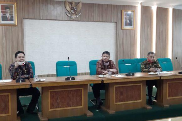 Kunjungan Kerja Komisi II DPRD Kota Banjar
