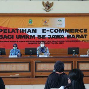 Pelatihan E-commerce bagi UMKM