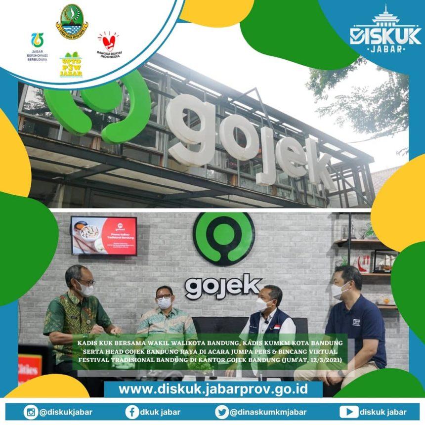 Bincang Virtual Festival Tradisional Bandung