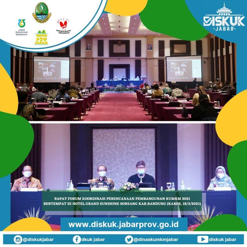 Rapat Forum PD DISKUK Jabar