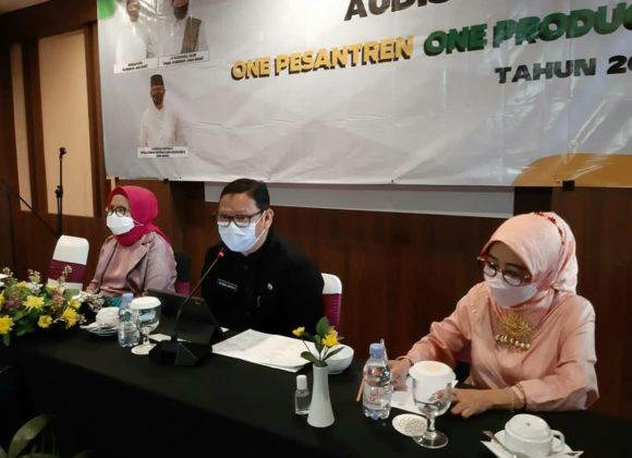 Penjurian Audisi Tahap I OPOP Kabupaten Bandung