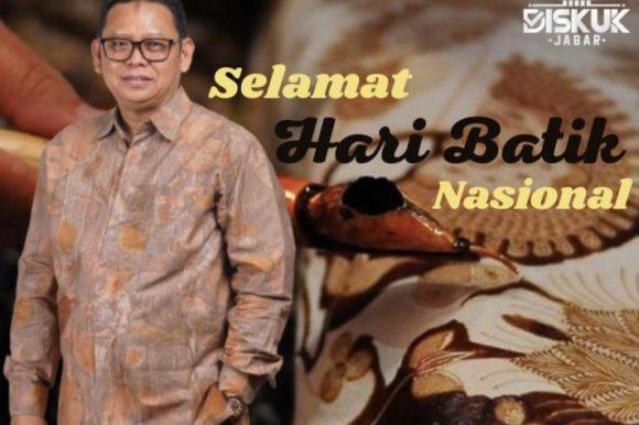 Hari Batik Nasional Tahun 2021